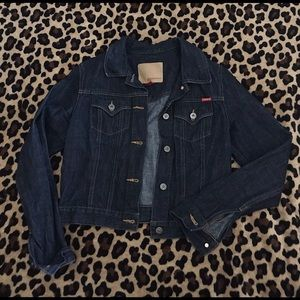 Guess Jean Jacket Size Small